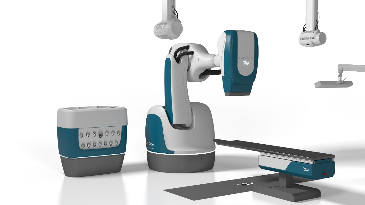 Introducing CyberKnife S7, The Latest Technology Designed For Precision & Effectiveness